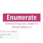 Secrets About Python Enumerate