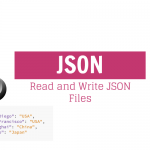 Everything on Python JSON