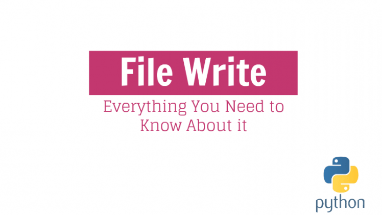 Best ways to Write to File in Python