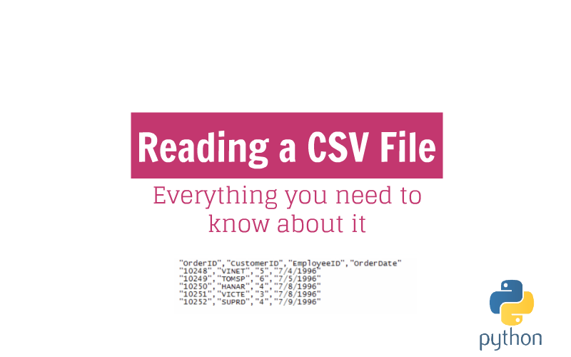 The Secrets to Read CSV in Python