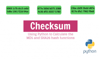 The Simplest to Calculate Checksum