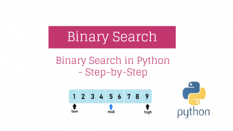 Binary Search in Python - Step-by-Step
