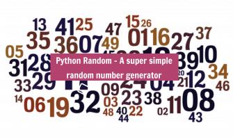 python random number generator