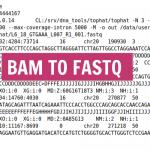 BAM to FASTQ (BAM2FASTQ) - Short and Sweet