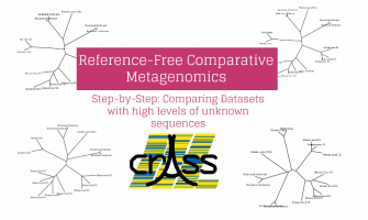 Reference-Free Comparative Metagenomics